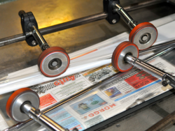Polywrapping of Magazines, Brochures & Newsletters